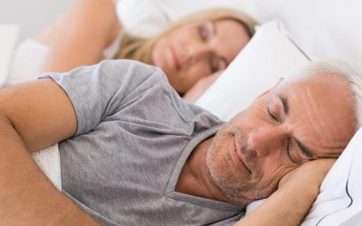 The way you sleep can affect your oral health